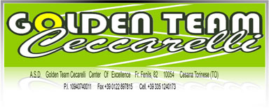 Logo Golden Team Ceccarelli
