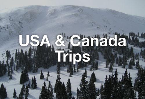 USA/Canada Trips